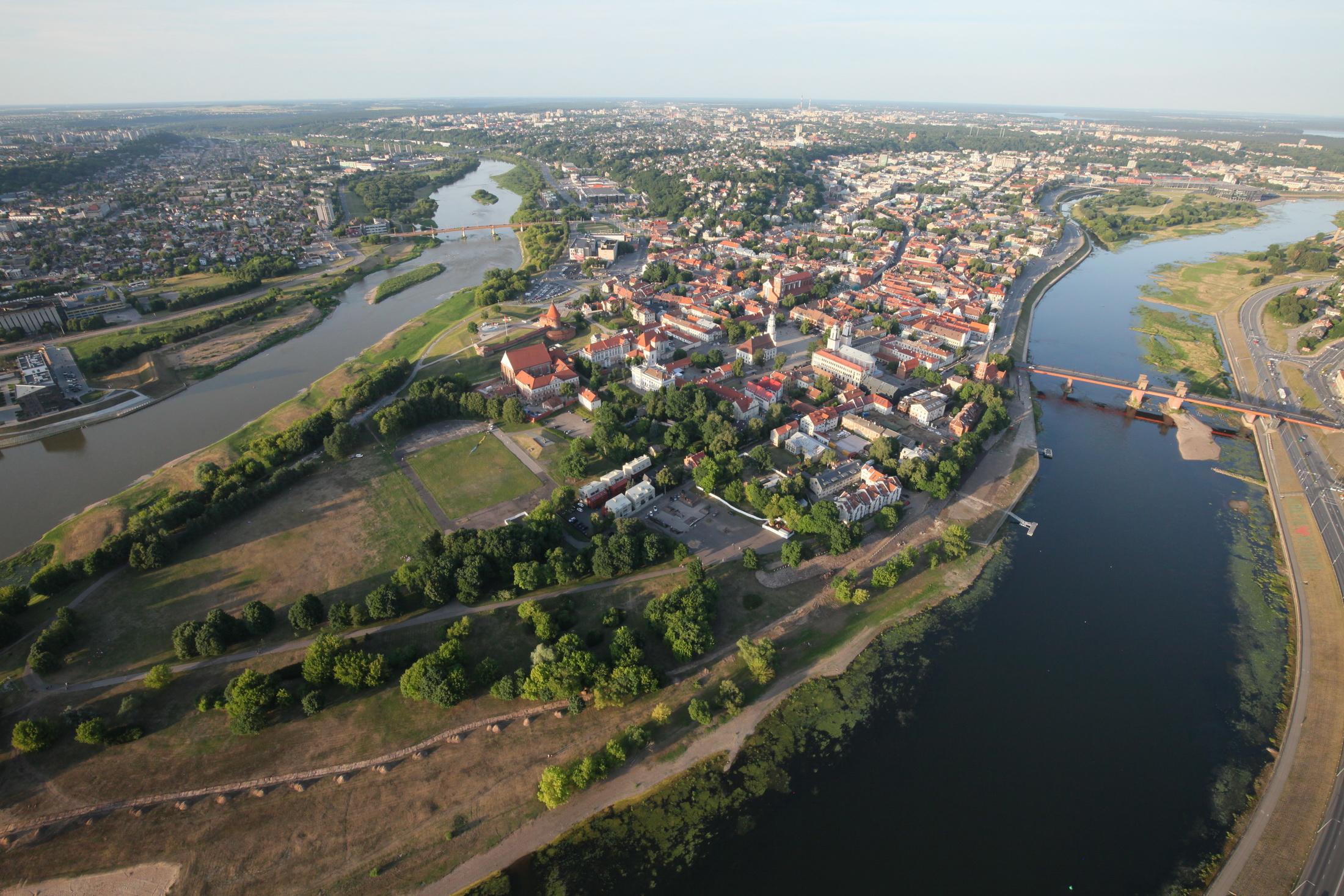 Kauno start